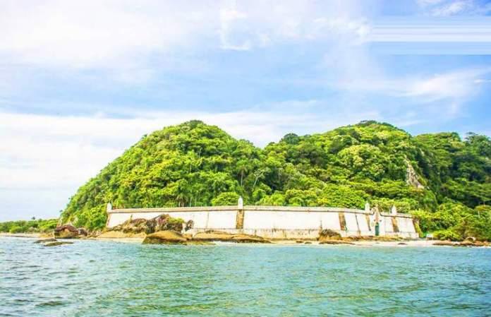 Praia da Fortaleza é uma das melhores praias do Paraná