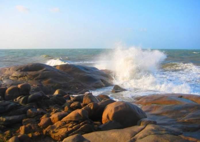 Praia da Pedra do Sal é uma das melhores Praias do Piauí
