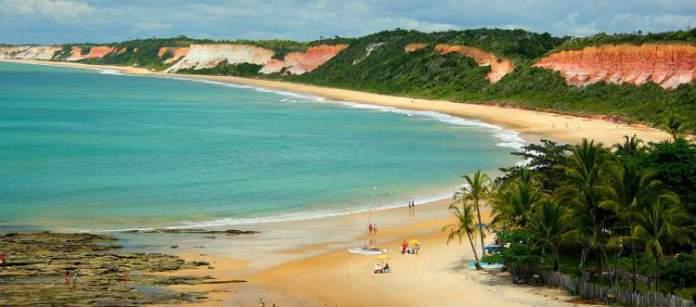 Praia da Pitinga é uma das melhores praias de Arraial D'Ajuda