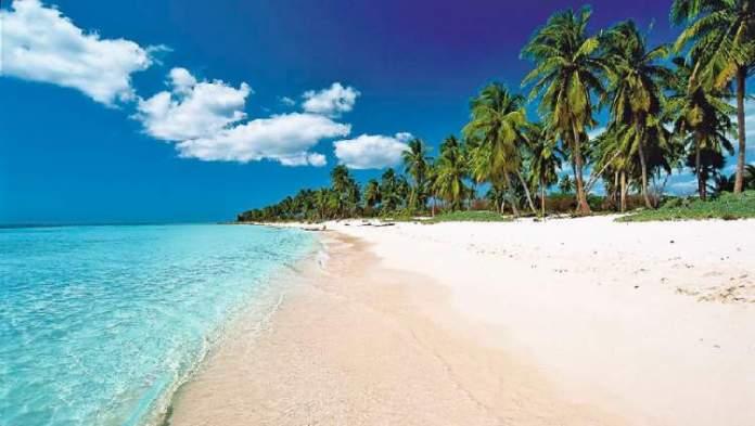 Praia de Punta Cana é uma das melhores praias de Punta Cana