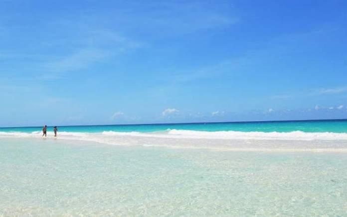 Praia de Uvero Alto é uma das melhores praias de Punta Cana