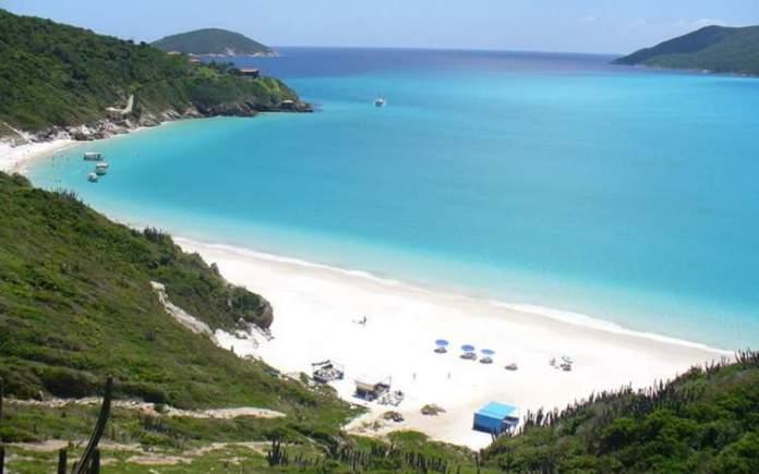 Praia dos Anjos é uma das melhores praias de Arraial do Cabo