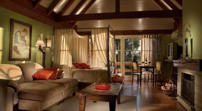 Varanda das Bromélias Boutique Hotel é um dos hotéis em Gramado