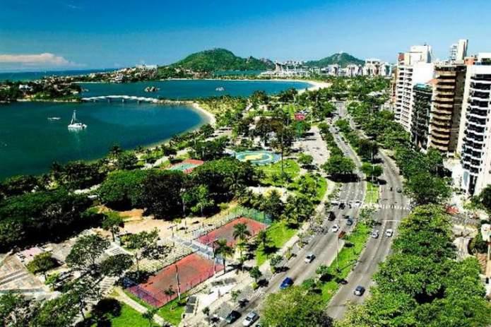 Vitória é um dos destinos para viajar barato pelo Brasil