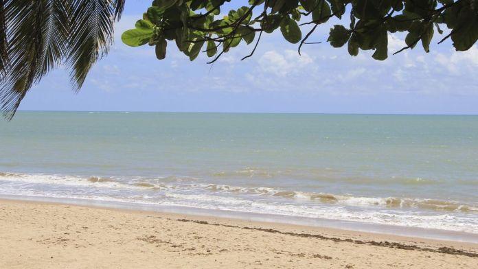 Manaíra é uma das praias mais bonitas de João Pessoa.