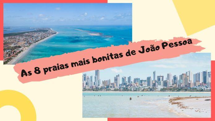 Praias mais bonitas de João Pessoa, Paraíba.