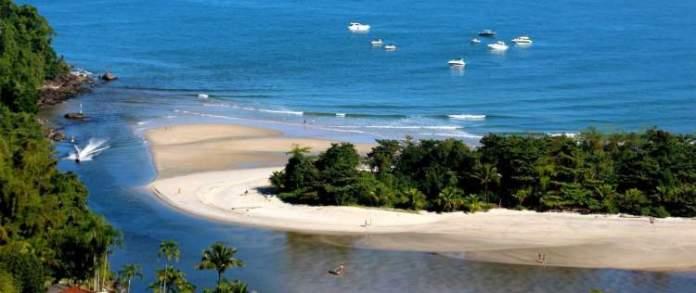 Barra do Una é uma das melhores praias de São Sebastião