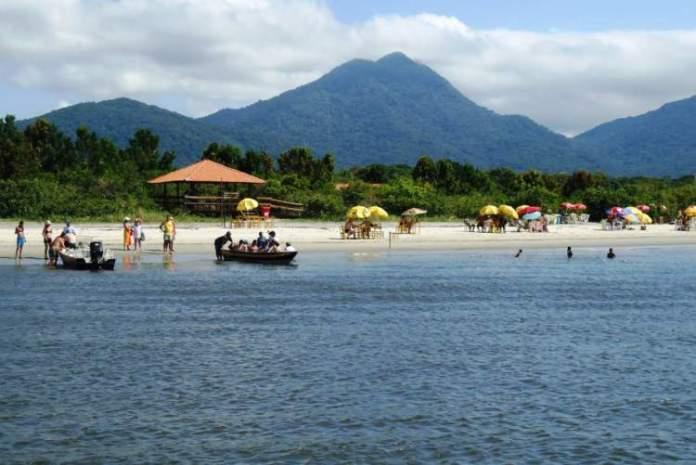 Ilha do Cardoso post