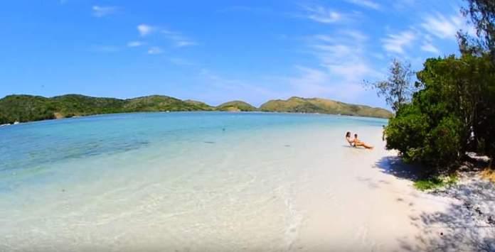 Ilha do Japonês é uma das melhores praias de Cabo Frio