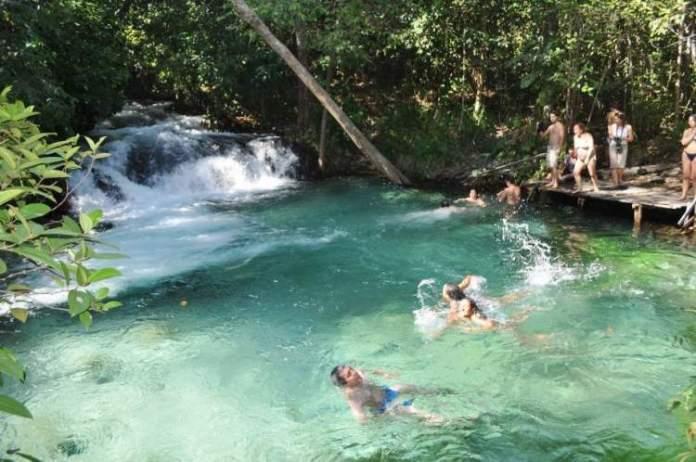Jalapão é um dos lugares impressionantes no Tocantins