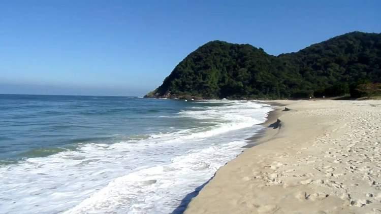 Jureia é uma das melhores praias de São Sebastião