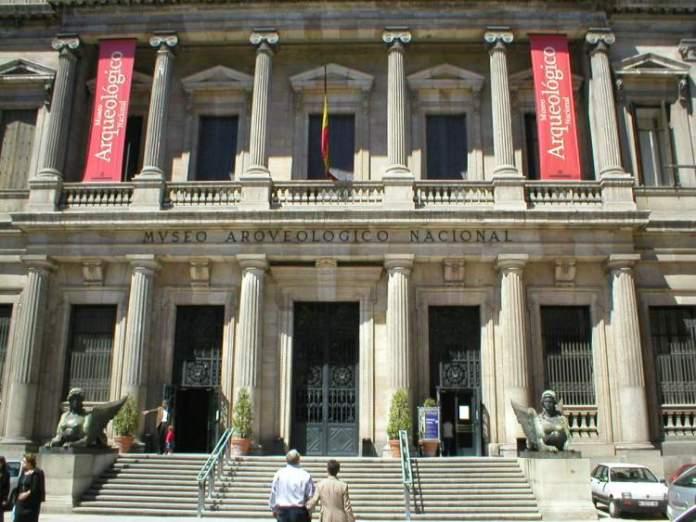 Museu Arqueológico Nacional é uma das Atrações Gratuitas em Madri