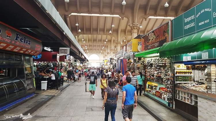 O que fazer em São Paulo: Visitar o Mercado Municipal