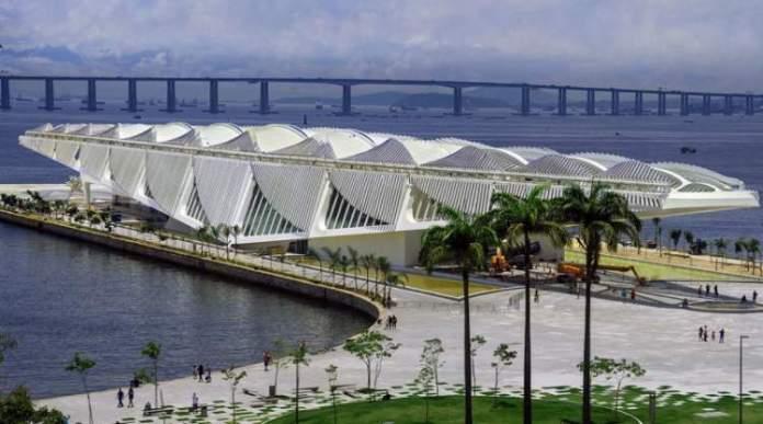 O que fazer no Rio de Janeiro: Ir no Museu do Amanhã