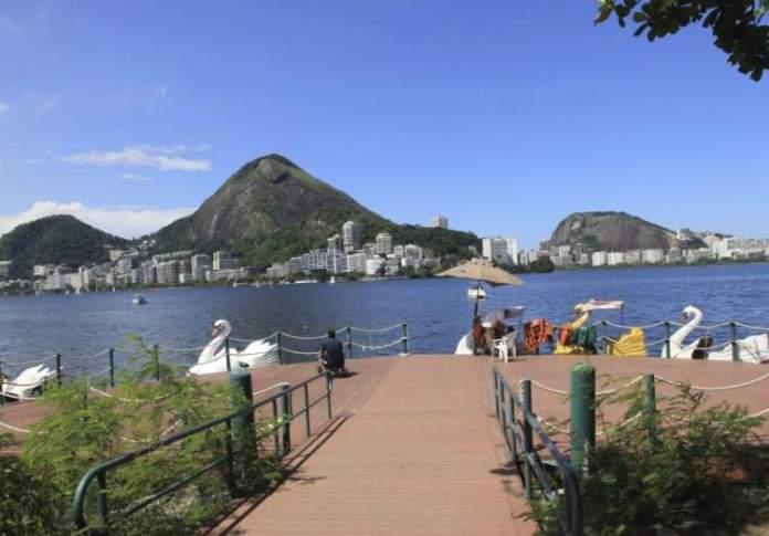 O que fazer no Rio de Janeiro: Visitar a Lagoa Rodrigo de Freitas