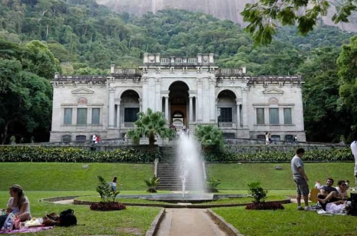 Parque Lage é um dos Lugares Românticos no Rio de Janeiro