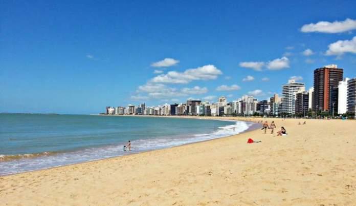 Praia da Costa é uma das melhores Praias de Vila Velha