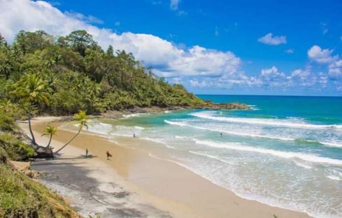 Praia da Engenhoca é uma das melhores praias de Itacaré