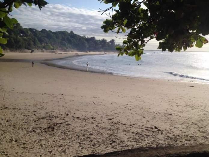 Praia da Pedra do Meio é uma das Melhores Praias de Paracuru