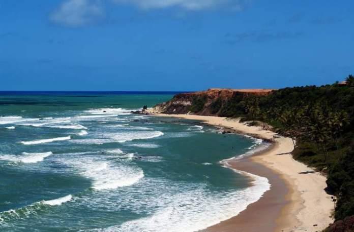 Praia da Pipa é uma das praias mais lindonas do Nordeste brasileiro