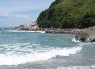 Praia de Maresias capa