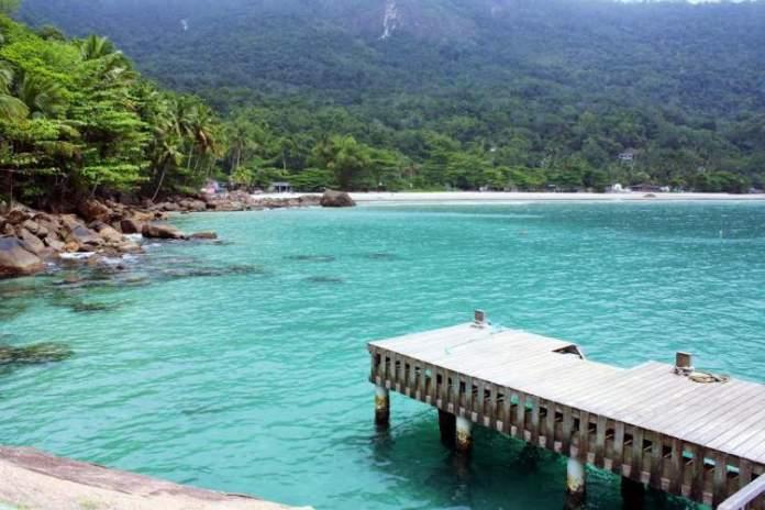 Praia do Aventureiro post 2