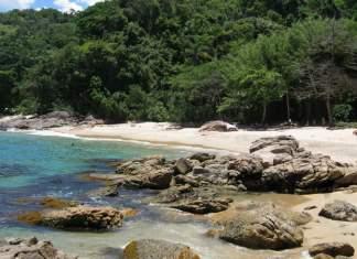Praia do Cedro em Ubatuba capa