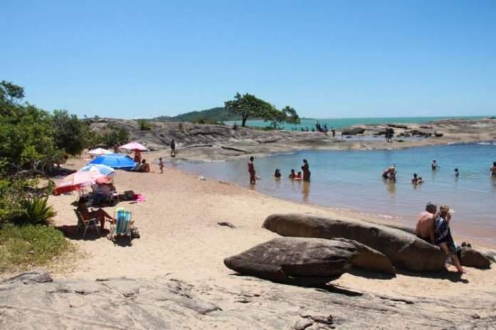 Praia do Coral do Meio é uma das melhores Praias de Vila Velha