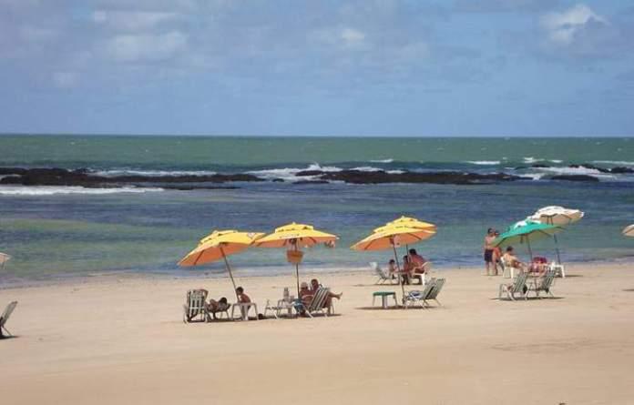 Praia do Cupe é uma das melhores Praias de Ipojuca