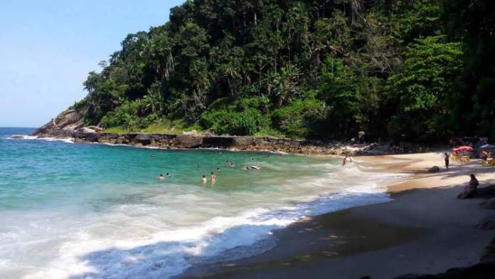 Praia do Éden no Guarujá post 3