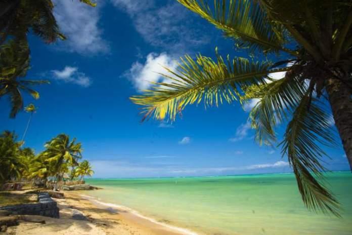Praia do Patacho é uma das praias mais lindonas do Nordeste brasileiro