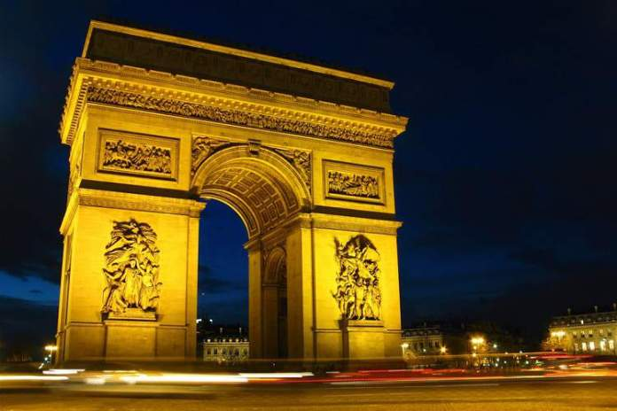 Visitar o Arco do Triunfo quando Viajar à Paris