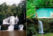 lugares impressionantes no Tocantins