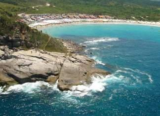 melhores praias de Cabo Frio capa