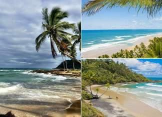 melhores praias de Itacaré capa