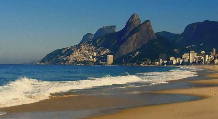 Ipanema é uma das praias mais lindonas do Sudeste brasileiro
