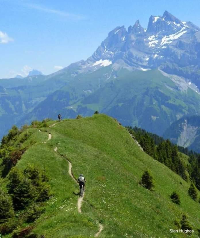Morzine na Franca é um dos destinos para aventureiros
