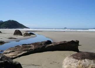 Praia do Arpoador capa