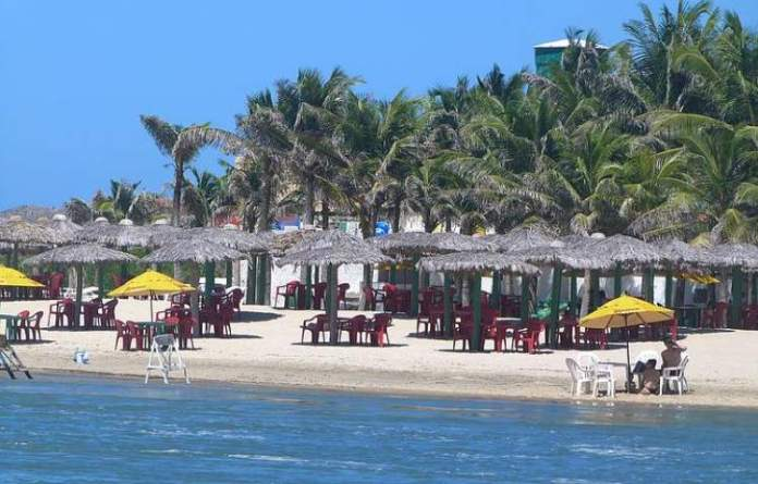 Sabiaguaba é uma das praias mais lindonas de Fortaleza