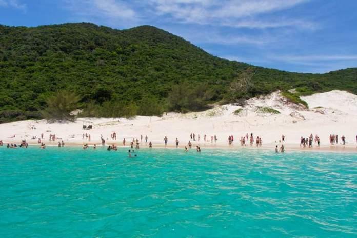 Arraial do Cabo é uma das melhores Praias da Região dos Lagos