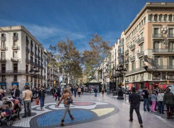Atenção à numeração dos endereços é uma das dicas para quem vai viajar a Barcelona