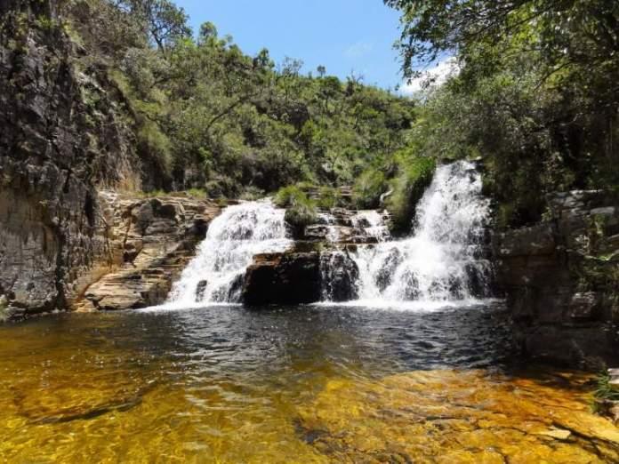 Cachoeira do Grito em Capitólio-MG