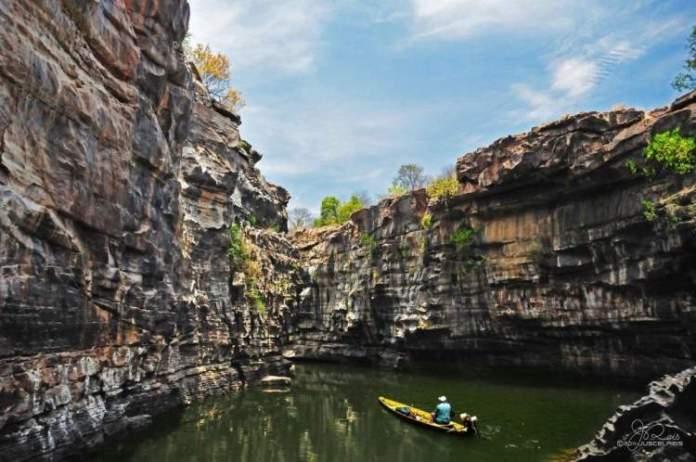 Cânion do Rio Poty é um dos destinos Pouco Conhecidos no Brasil