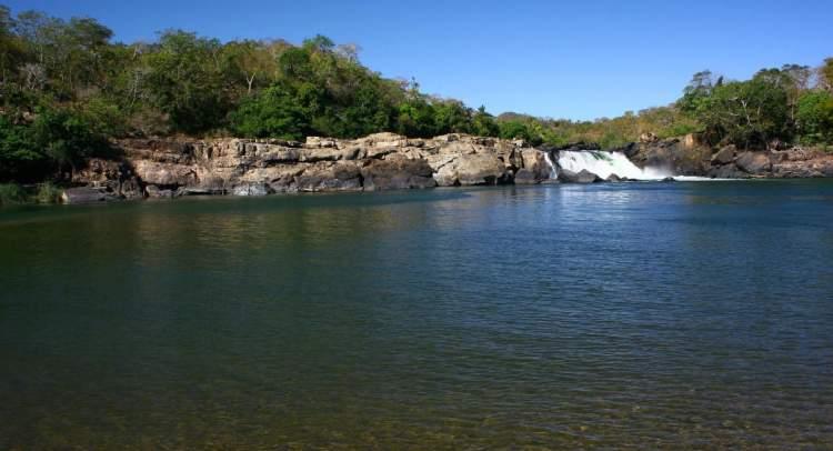 Colinas do Sul é um dos lugares lindos em Goiás