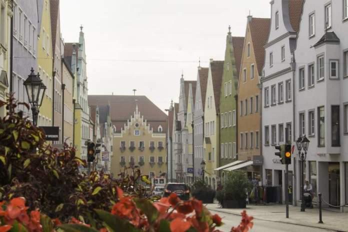 Donauwörth é um dos destinos da Rota Romântica na Alemanha