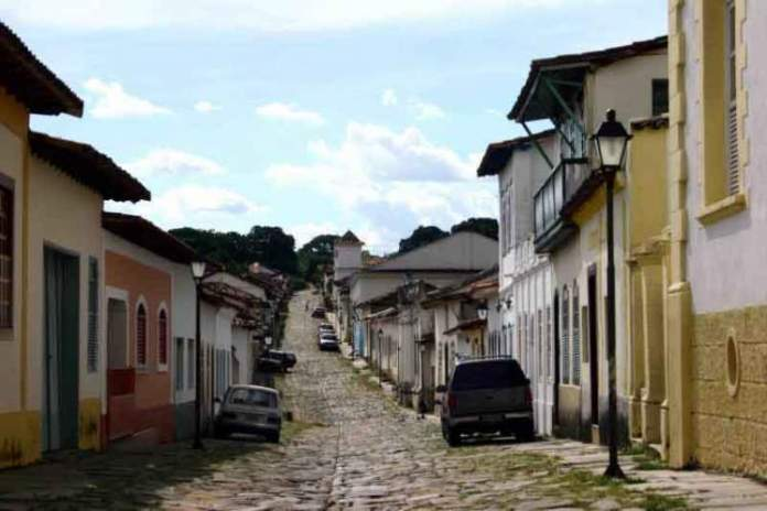 Goiás Velho é um dos destinos turísticos e baratos no Brasil