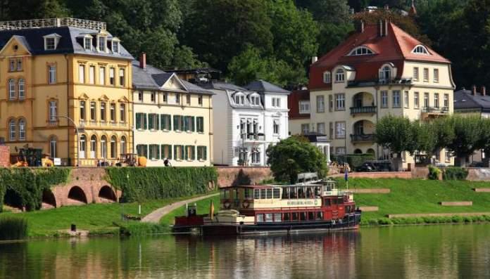 Heidelberg é um dos destinos da Rota Romântica na Alemanha
