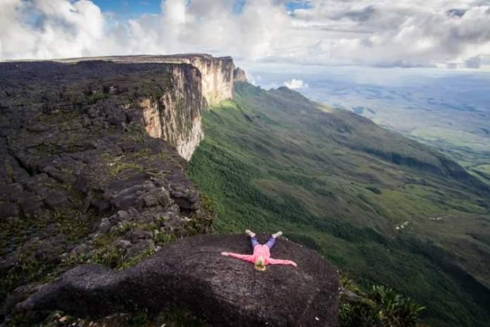 Monte Roraima é um dos Destinos Perfeitos Para Quem Gosta de Aventura