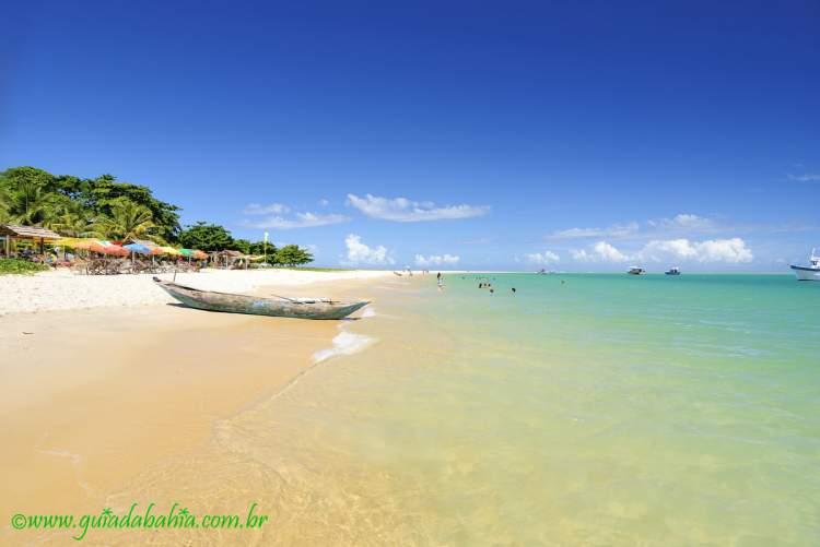 Ponta do Corumbau é uma das Praias mais lindas de Porto Seguro e arredores