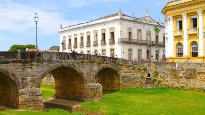Ponte do Rosário em São João del Rei